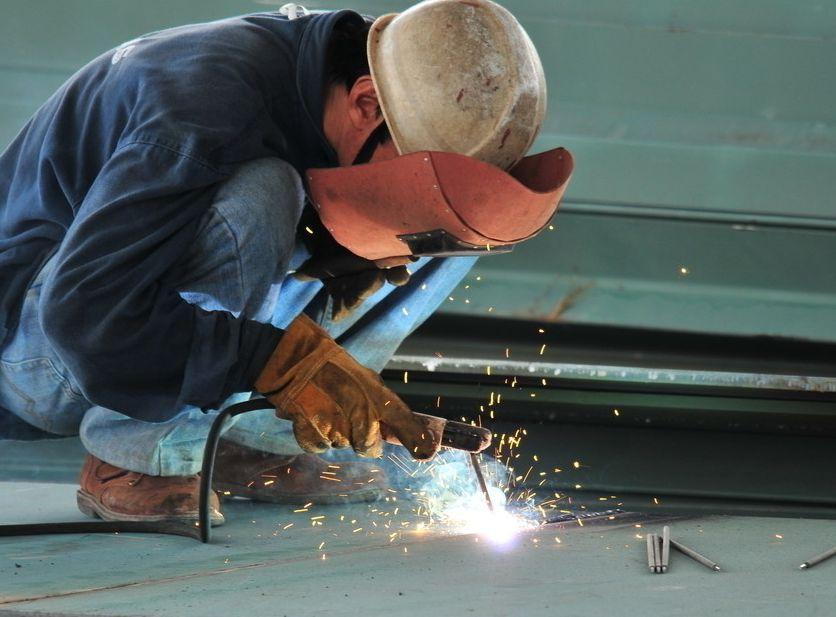 电焊工自学之-平焊教程