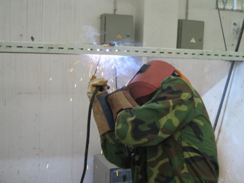 电焊仰焊视频教程