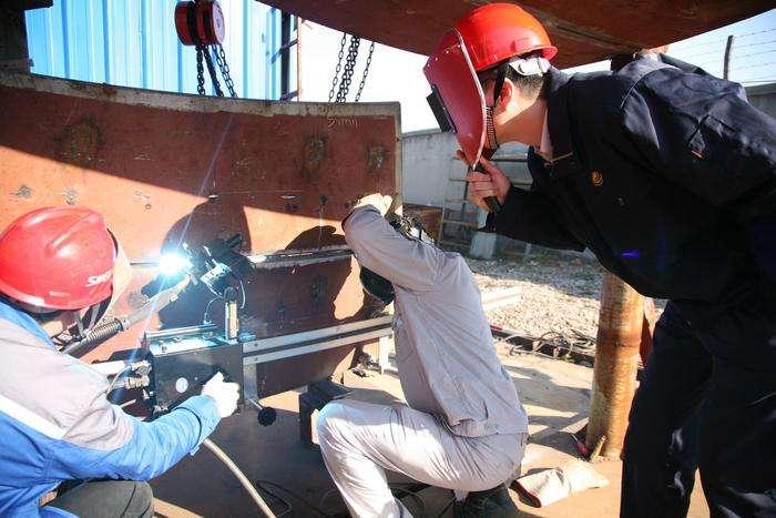 电焊视频教程(横焊)