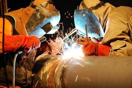 电焊技术入门视频-焊接质量要求及种类