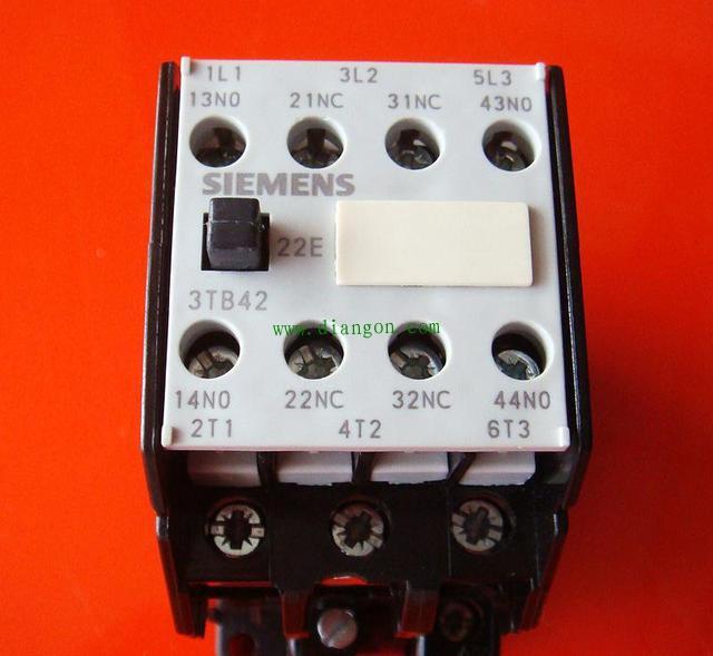 交流接触器怎样看型号,交流接触器型号及含义